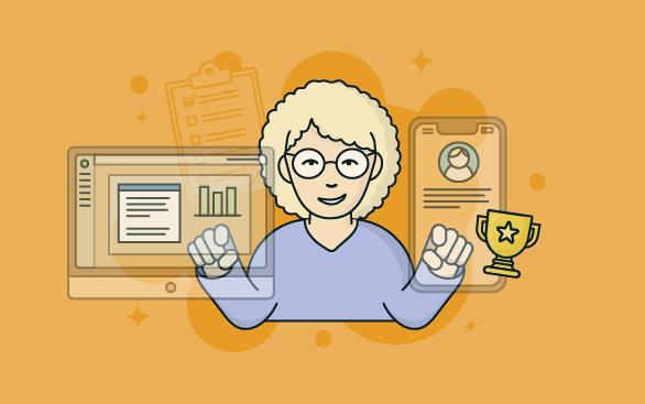 Choosing between online caregiver training programs