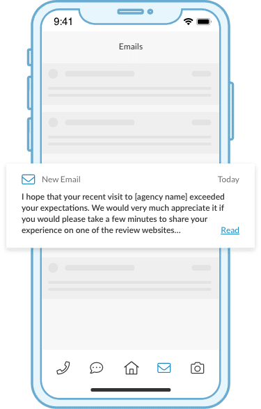 Email Preview Mockup