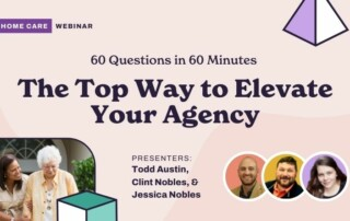 60 Questions in 60 Minutes - The Top Way to Elevate Your Agency