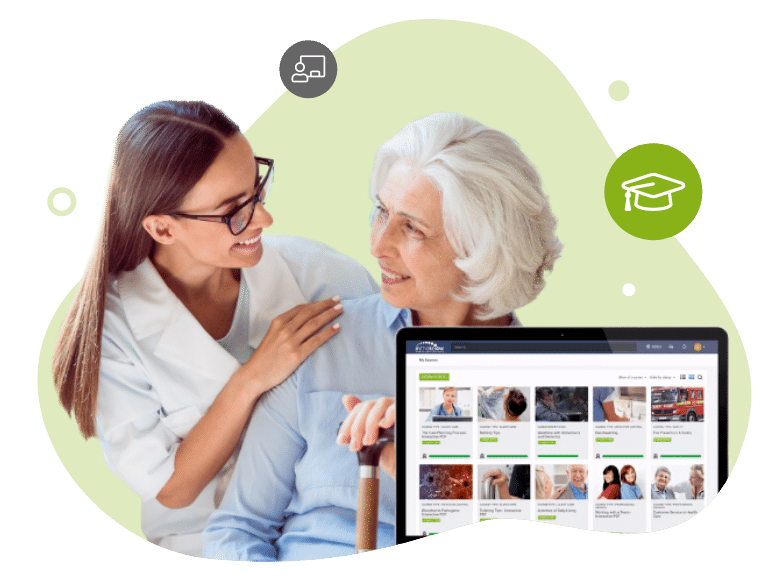 Client and Caregiver Training Cluster