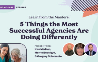 5 Things the Most Successful Agencies Are Doing Differently