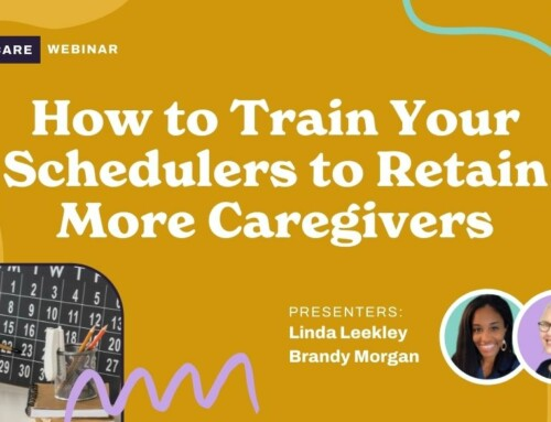 How to Train Your Schedulers to Retain More Caregivers